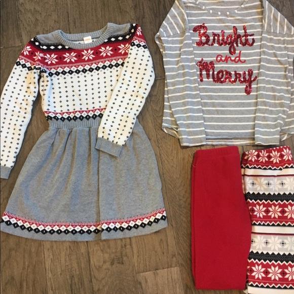3cc5844054 Gymboree Other - Gymboree Girls Sweater Dress